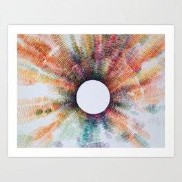Portalize Art Print