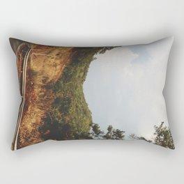 A Thousand Miles Rectangular Pillow