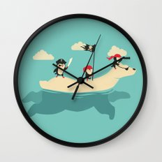 The Scourge of the Arctic Wall Clock
