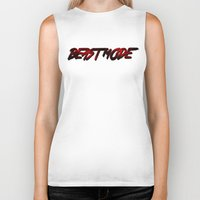depeche mode Biker Tanks featuring Beast Mode by Gym Worthy