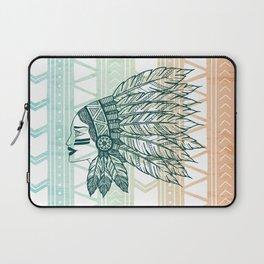 Native Warrior Laptop Sleeve
