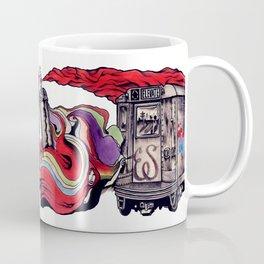 BLES to the Max Coffee Mug