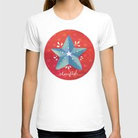 starfish T-shirts featuring Starfish by Anoosha Syed