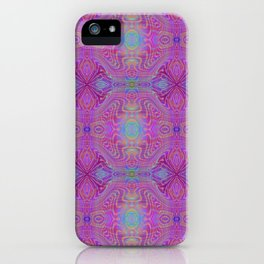Tryptile 45b (Repeating 1) iPhone Case