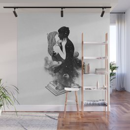 The book of dreams. Wall Mural