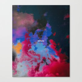 Espace Canvas Print