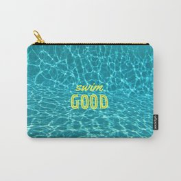 SWIM GOOD Carry-All Pouch