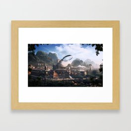 PhotoshopWorld Framed Art Print