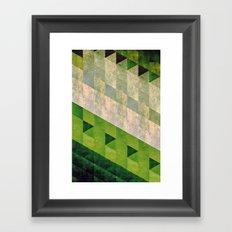 styp n rypyyt Framed Art Print