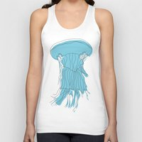 medusa Tank Tops featuring medusa by Manola  Argento