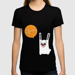 Follow The White Rabbit T-shirt