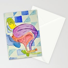 Outrageous Ovaries Stationery Cards