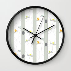 The Afternoon Wall Clock