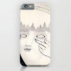 Lente de contacto iPhone 6s Slim Case
