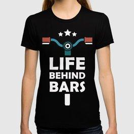 Love Cycling Love MTB Gift Design print T-shirt