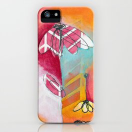 Inez iPhone Case