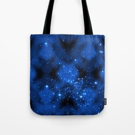 C13D Midnight Sparkle Tote Bag
