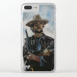 The Man From Malpaso Clear iPhone Case
