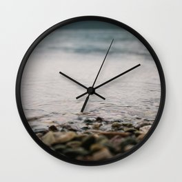 On The Water Wall Clock