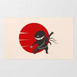 LITTLE NINJA STAR Rug