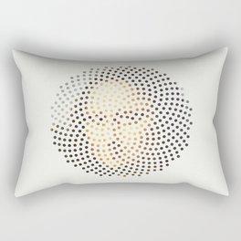 Optical Illusions - famous works of art 1 Rectangular Pillow
