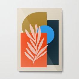Abstract Art 39 Metal Print
