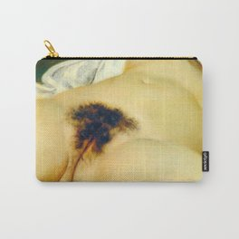 (BIG) Origin of the World : L'Origine du monde by Gustave Courbet Carry-All Pouch