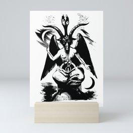 Der Baphomet Mini Art Print