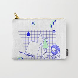 B I B O U #2 Carry-All Pouch