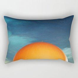 Gibeau Orange Julep Rectangular Pillow