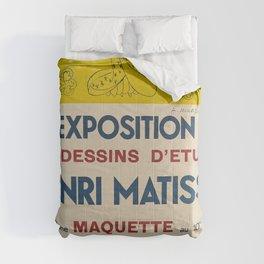 Exposition de Dessins d'Etude Henri Matisse Comforters