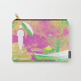 Melancholy 19 Carry-All Pouch