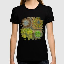 Twinged K-Naked Flower  ID:16165-123043-49351 T-shirt