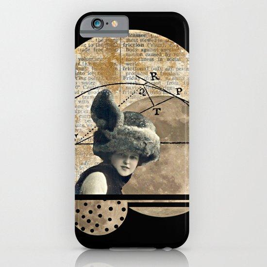 Moon Maiden iPhone & iPod Case