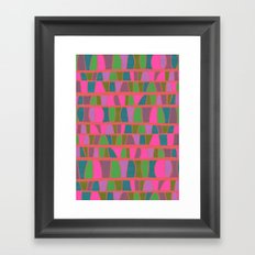 motif 02  Framed Art Print