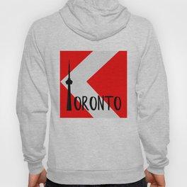 Toronto Red Hoody