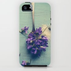 Sweet Violets iPhone (5, 5s) Tough Case