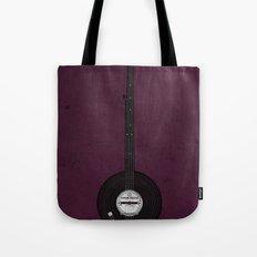 Banjo Beats Tote Bag