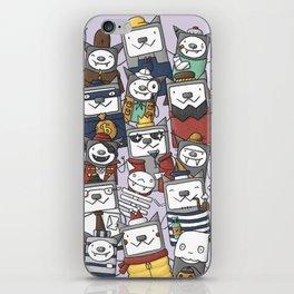 CATS'N'BATS iPhone Skin