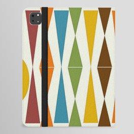 Mid-Century Modern Art 1.4 iPad Folio Case