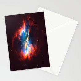 Space Confusion Stationery Cards