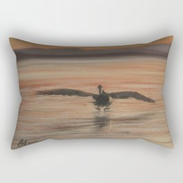 Pelican Landing Rectangular Pillow