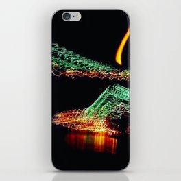 Brooklyn Night Views iPhone Skin