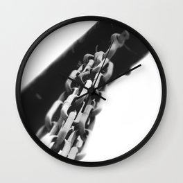 Chain of command. Wall Clock