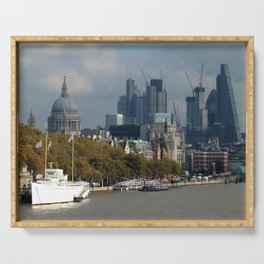 Thames: City of London Serving Tray
