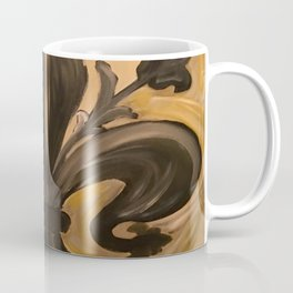 Fluer de lis Coffee Mug