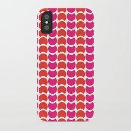 HobNobFucshia iPhone Case
