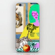 Rabbit Room Moon iPhone & iPod Skin