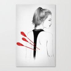 Back Stabbers III Canvas Print
