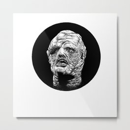 Toxie Metal Print